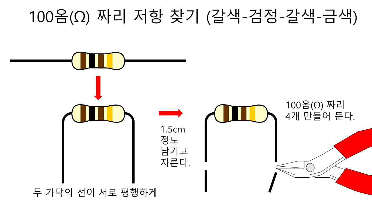 1. LED 켜보기 / 무지개 LED