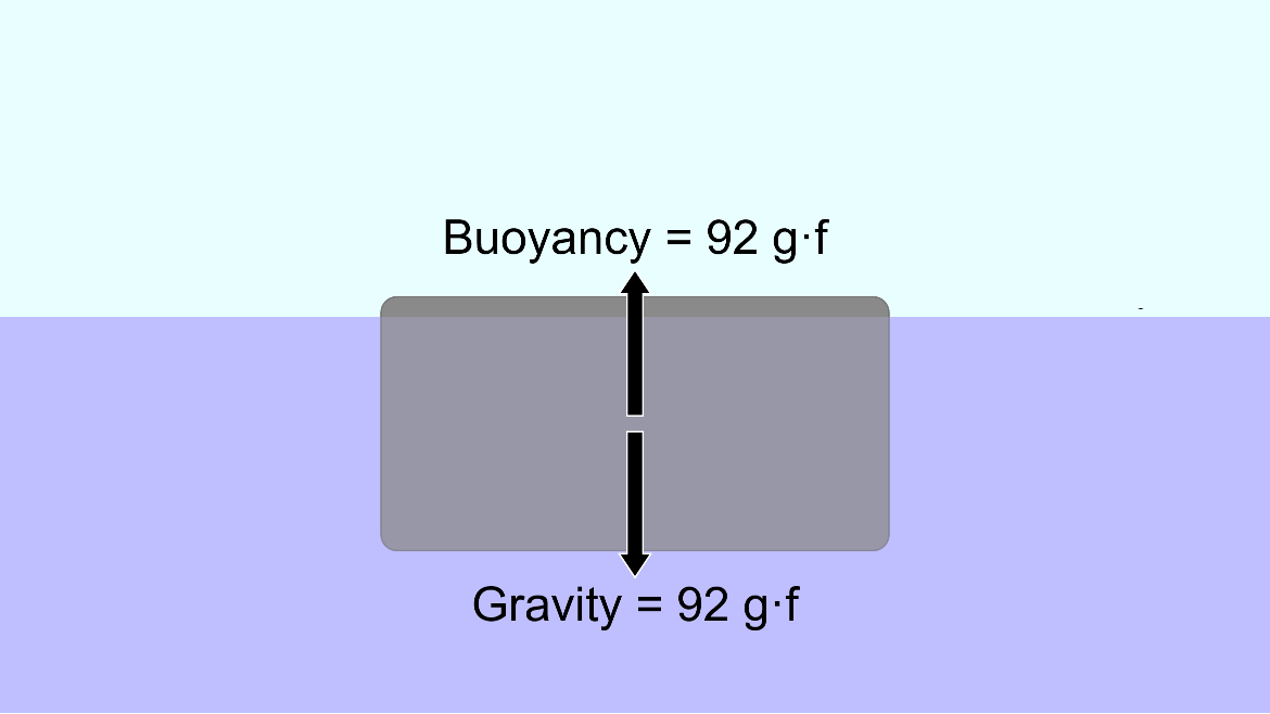 Archimedes Buoyancy Simulation