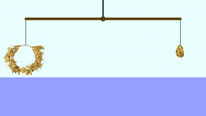 아르키메데스의 원리 Archimedes Buoyancy 2