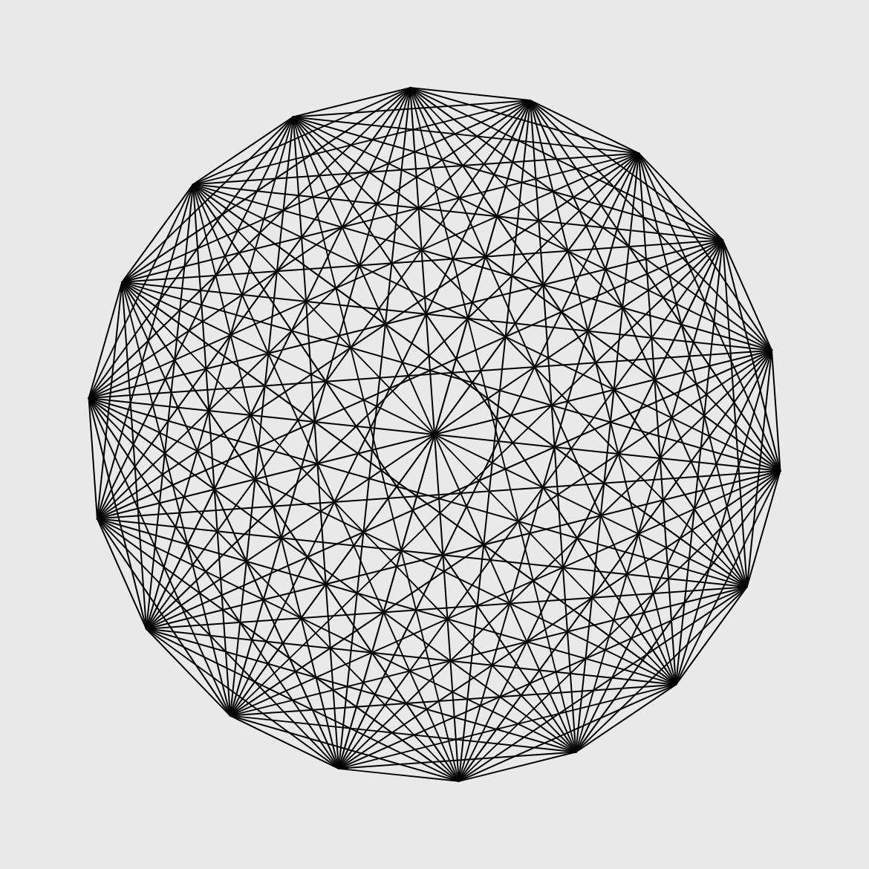 다각형의 대각선 Diagonals of Polygons