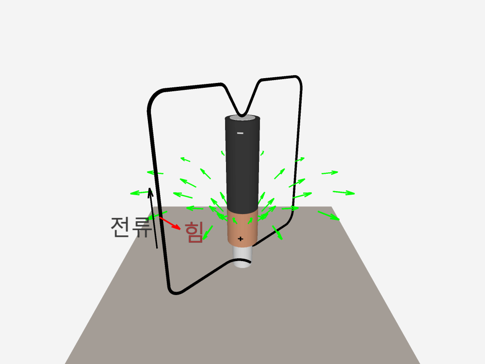 호모폴라 전동기
