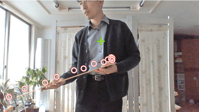 Motion Analysis (with Webcam)