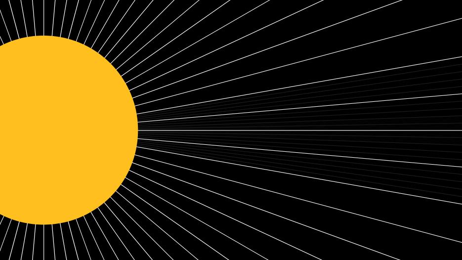 Parallel Rays of Sun