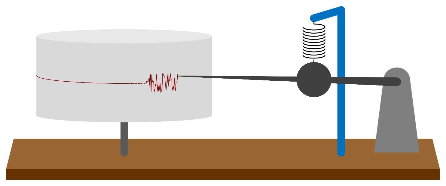 지진계와 관성의 법칙 Seismometer and Inertia
