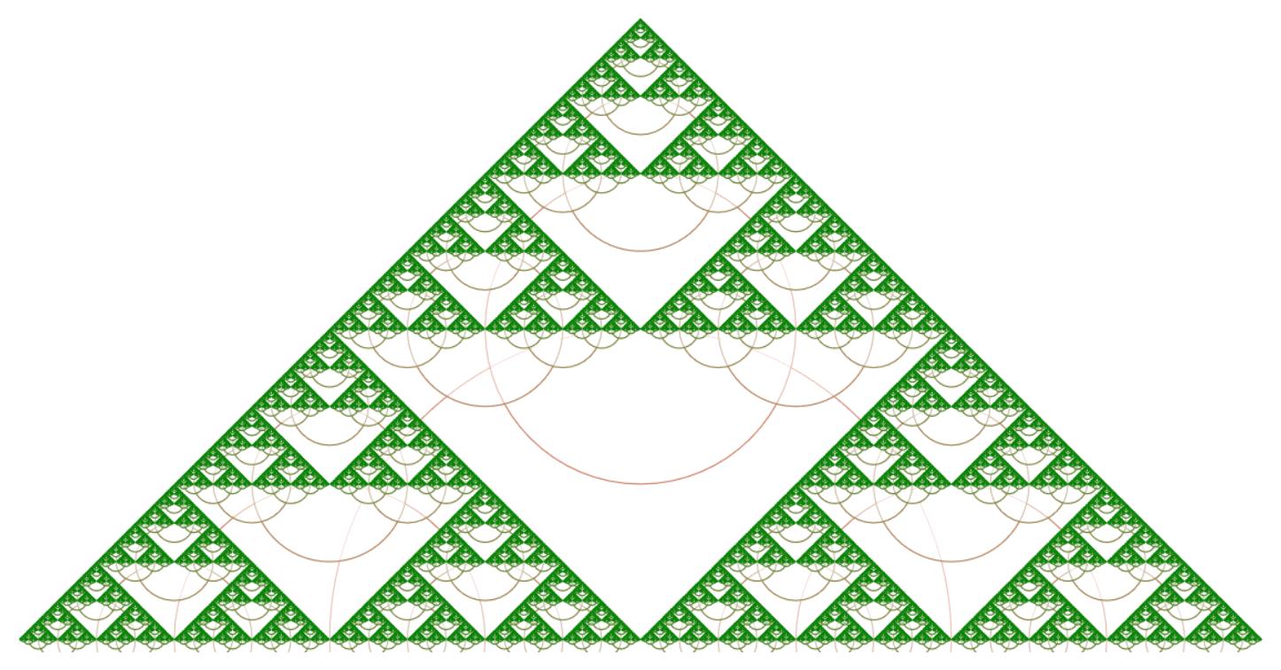 시에르핀스키 삼각형 Sierpinski Triangle