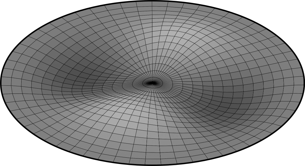 Standing Waves on a Drum Surface