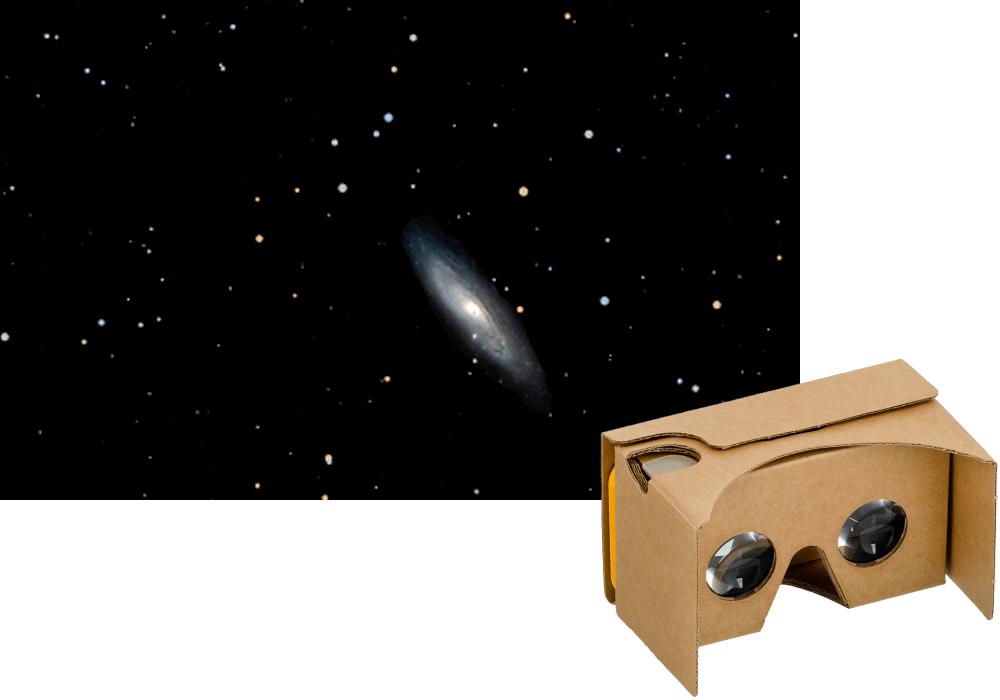 별의 시차 Stellar Parallax - 3D VR
