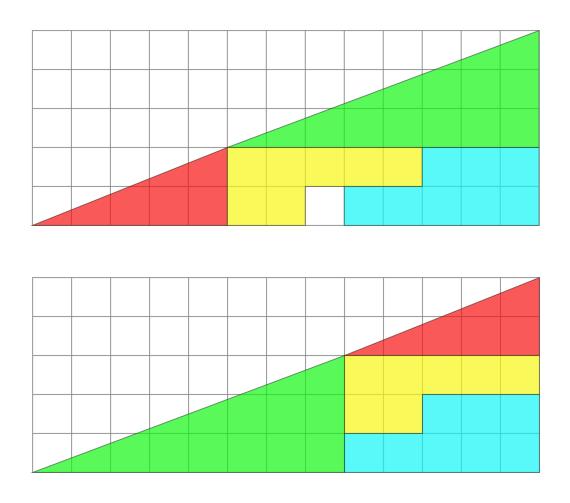 삼각형 트릭 Triangle Trick